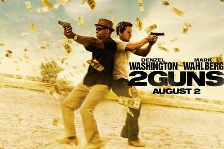 """Crítica de """"2 Guns""""."""