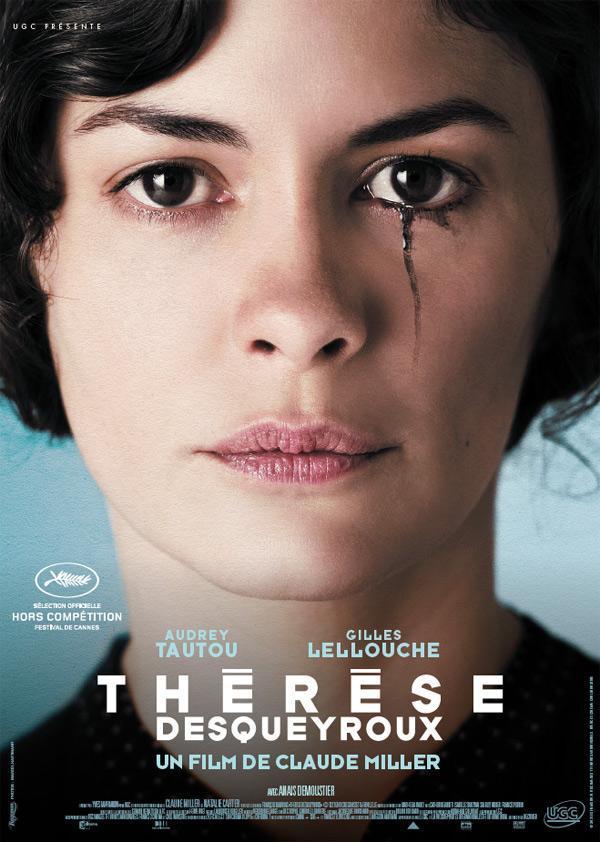 """Póster de """"Thérèse D.""""."""