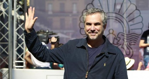 "Alfonso Cuarón presenta ""Gravity""."