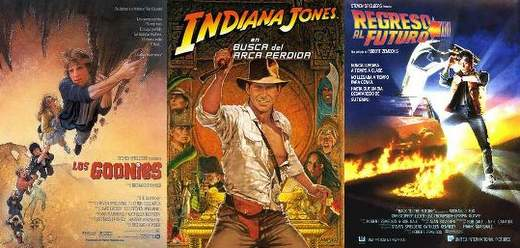 Especial Cine de los 80.