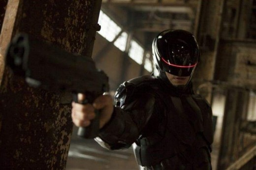 "Remake de ""Robocop"", Trailer."