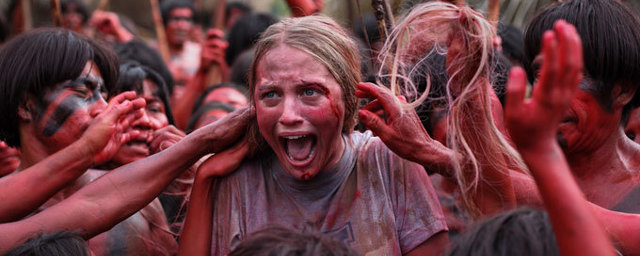 """""""The Green Inferno"""" en Sitges 2013."""