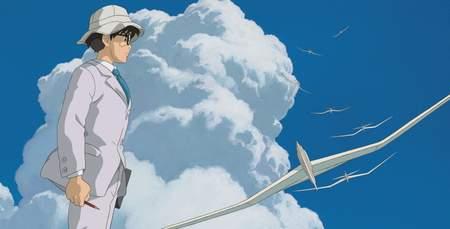 """The Wind Rises"", éxito de taquilla Japón."