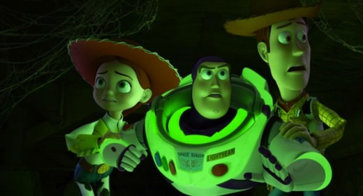 """Toy Story of Terror"", trailer."