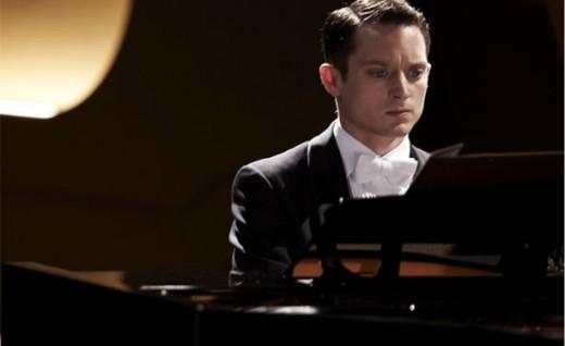 """Grand Piano"" Elijah Wood."