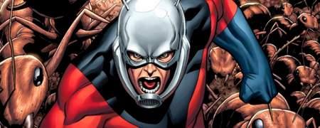 """Hombre Hormiga, """"Ant-Man""""."""
