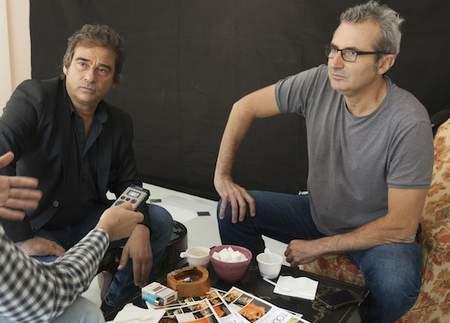 Entrevista Eduard Fernández y Mariano Barroso.