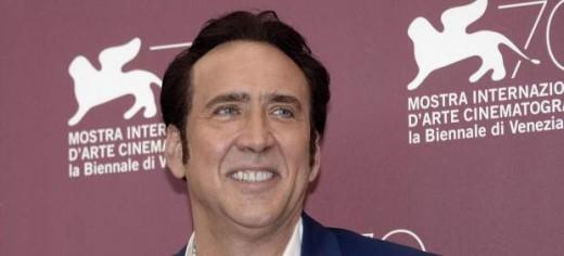 Nicolas Cage mejor actor.
