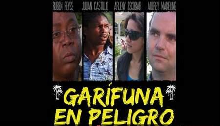 Crítica de Garífuna en peligro