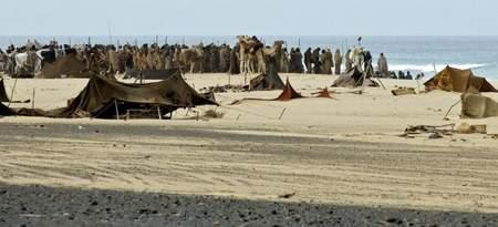 Continúa Rodaje de Exodus en Fuerteventura