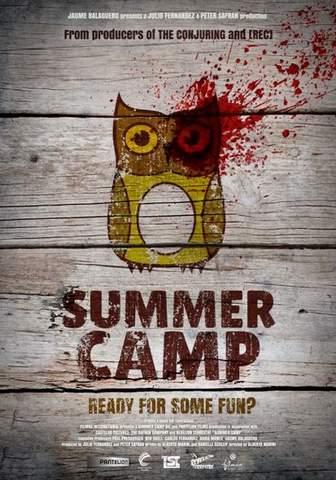 Póster de Summer Camp