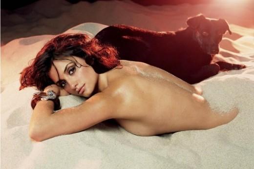 Penélope Cruz mejor cuerpo del 2013
