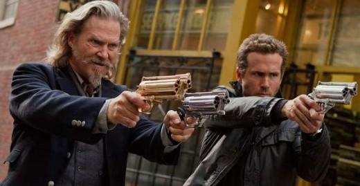 Ryan Reynolds y Jeff Bridges