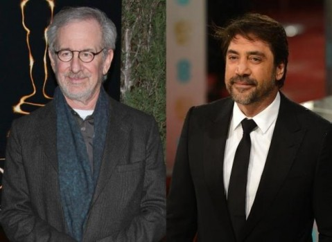Javier Bardem a las órdenes de Steven Spielberg