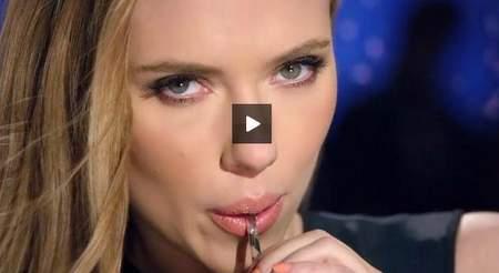 Spot censurado Scarlett Johansson