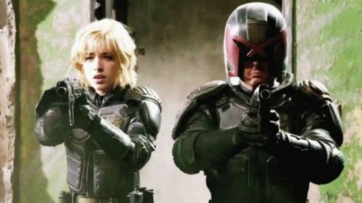 Karl Urban en Dredd 2