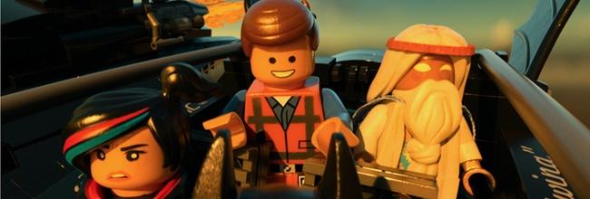 La Lego película, imagen