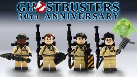 Los Cazafantasmas set de Lego