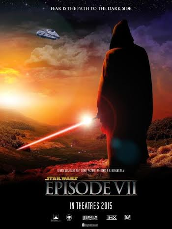 Posible póster Star Wars: Episodio VII, el despertar de la fuerza