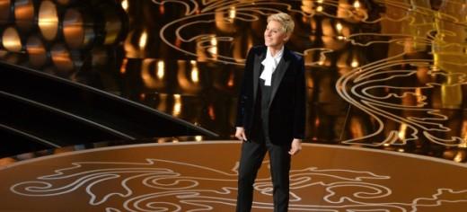 Ellen DeGeneres presenta los Oscar 2014