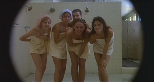 Erotismo en el cine. Saga Porkys