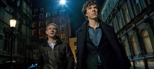 Se retrasa la cuarta temporada de Sherlock