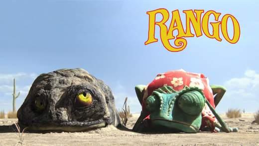 Aquel día 4 de marzo en cines se estrenó Rango