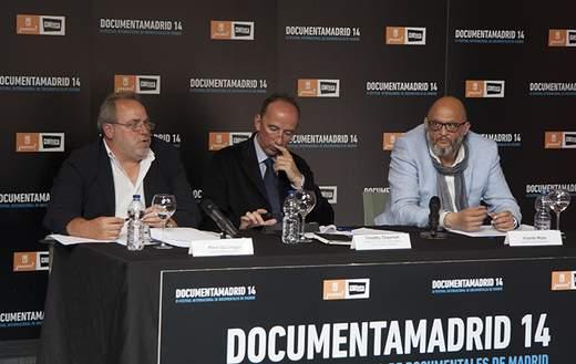El-festival-DocumentaMadrid-2014-con-Mikel-Olaciregui-Timothy-Chapman-y-Vicente-Mozo-en-Cineteca-de-Madrid