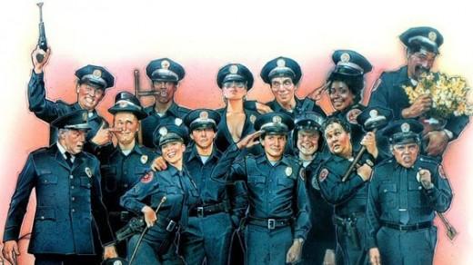Imagen de Loca academia de policía
