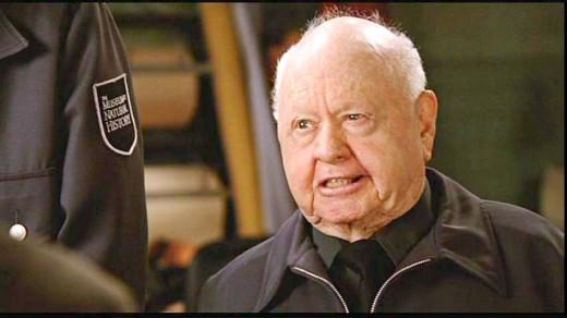 Ha muerto el actor Mickey Rooney
