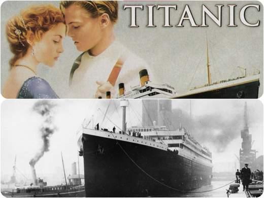 101 años del Titanic
