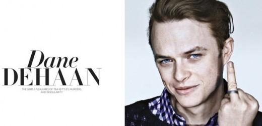Conociendo a Dane Dehaan