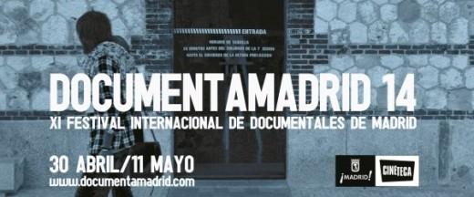 Palmarés Documenta Madrid 2014