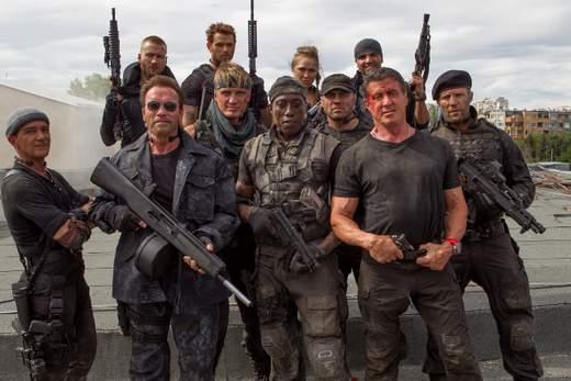 Primer Trailer de Los Mercenarios 3