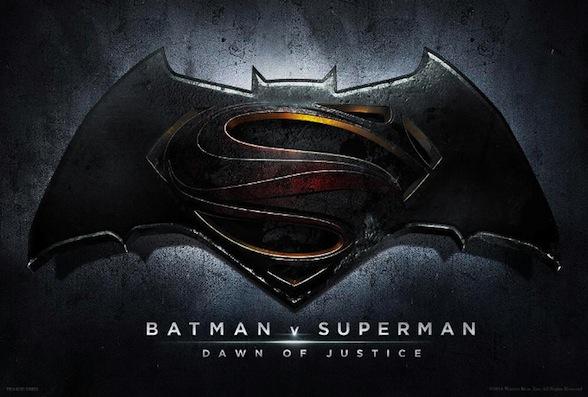 Logo de Batman vs Superman: Dawn of Justice