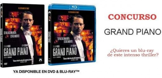 Concurso Blu-ray Grand Piano