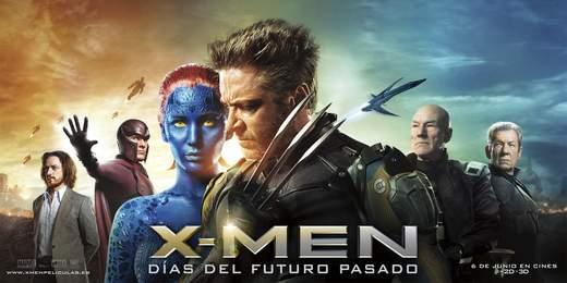 Verano de cine. X-Men: Días del futuro pasado