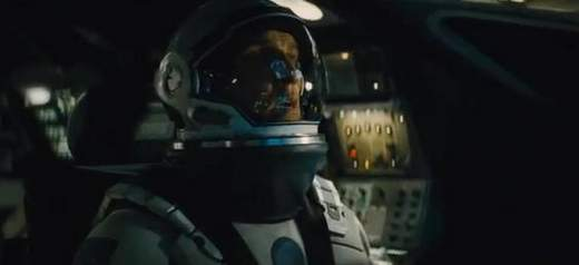 Trailer de Interstellar de Christopher Nolan