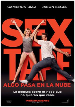 Sex Tape: Algo pasa en la nube. Trailer en Español