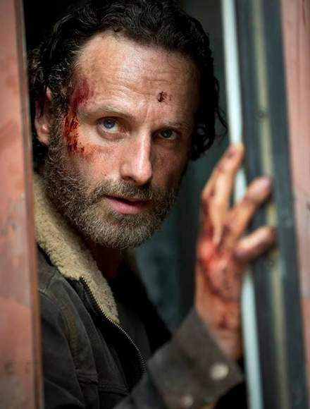 Primera imagen 5ª temporada de The Walking dead