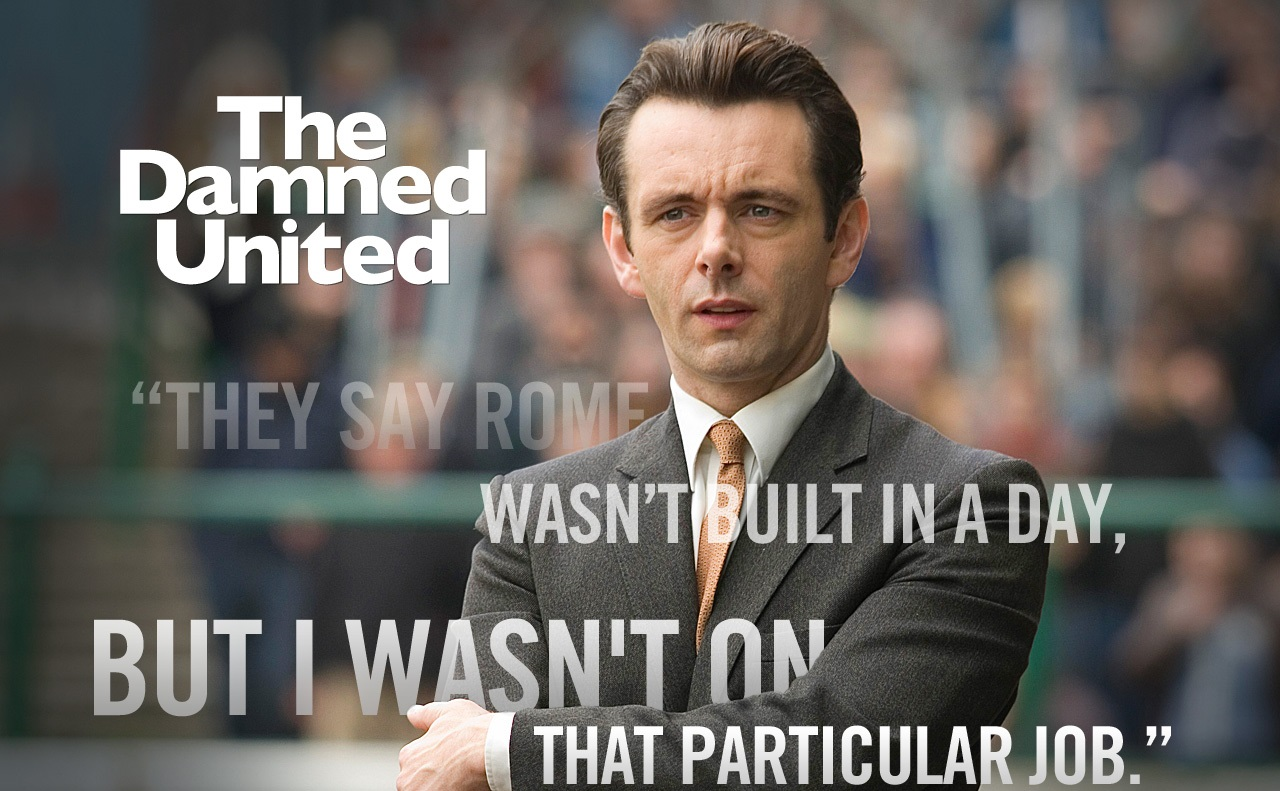 The Damned United.
