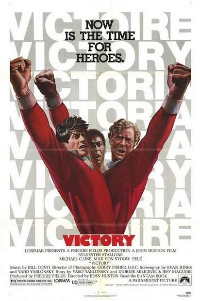 Especial las mejores películas de fútbol