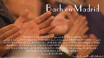 Crítica de Bach en Madrid