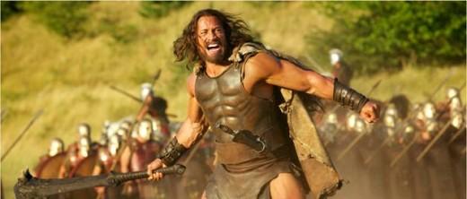 Nuevo Trailer de Hércules