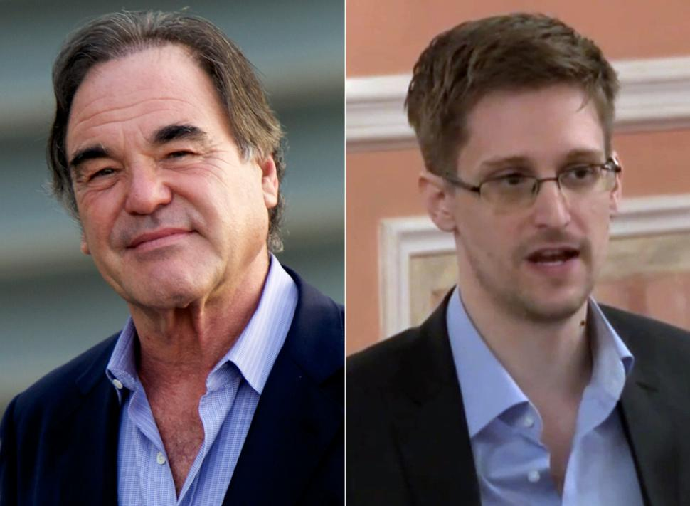 Oliver Stone dirigirá película sobre la vida de Edward Snowden
