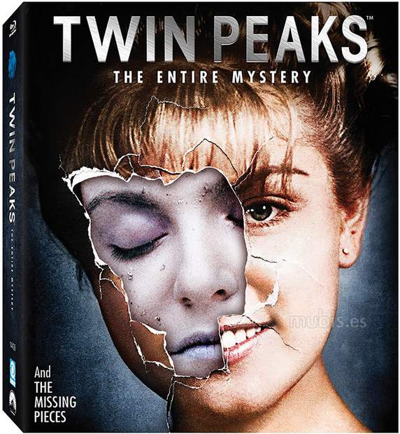 Carátula Twin Peaks: El Misterio completo