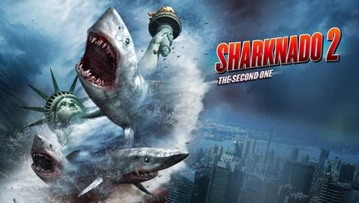 Avance de Sharknado 2
