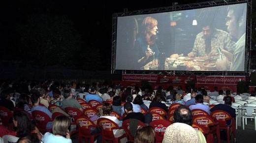 Cines de verano sin películas de estreno