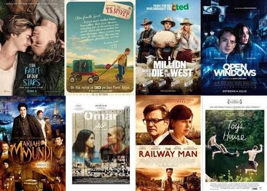 Estrenos de cine 4 de julio de 2014