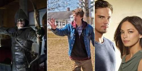 Estreno de la segunda temporada de Arrow, Bella y Bestia y La Cúpula